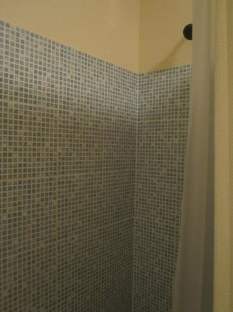 St. George Inn : Shower