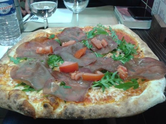 Pizza Rossi : pizza Valtellina