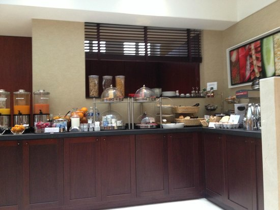 Best Western Plus Hotel Sydney Opera: Zona del desayuno