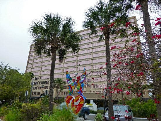 The Barrymore Hotel Tampa Riverwalk: HJ Plaza Tampa-Downtown