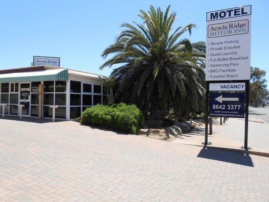 Acacia Ridge Motor Inn : ARMI Entrance