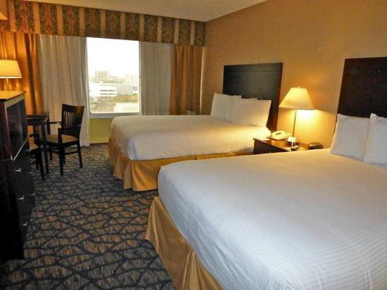 The Barrymore Hotel Tampa Riverwalk: Comfortable room