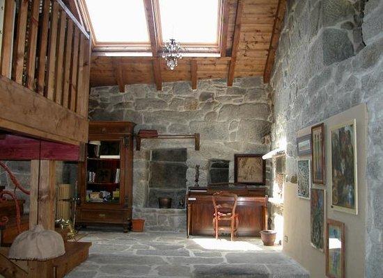 Casa Rural Vilalen: Comedor