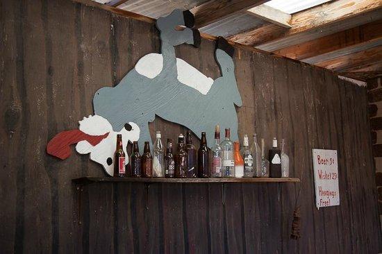 Chloride Ghost Town: Bar