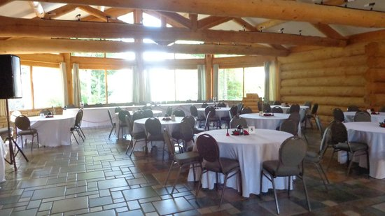 Laurentian Lodge: la salle