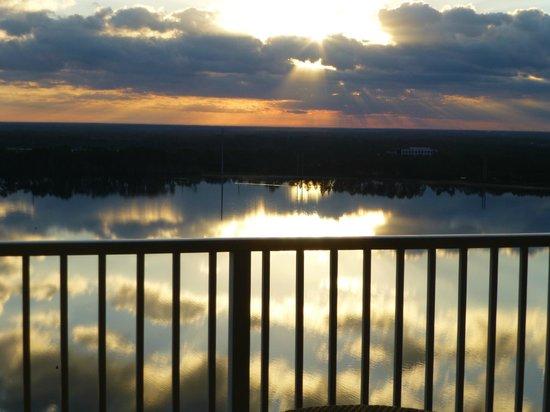 Blue Heron Beach Resort : Worth getting up early for sunrise