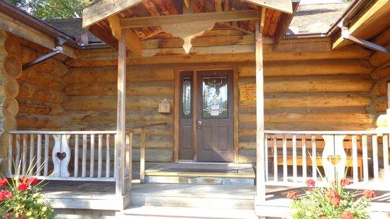 Laurentian Lodge: la cabine