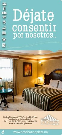 HOTEL CASINO PLAZA: CALIDO