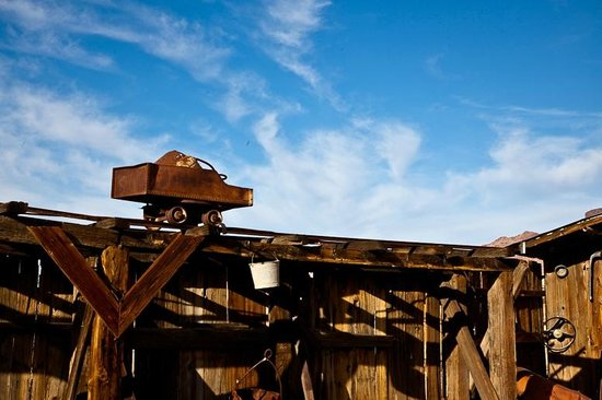 Castle Dome Mines Museum & Ghost Town : mining