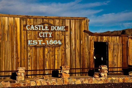 Castle Dome Mines Museum & Ghost Town : Castle Dome