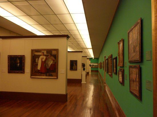 Museo de Bellas Artes de Valencia: The Spanish room