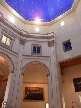 Museo de Bellas Artes de Valencia : Museum entrance.