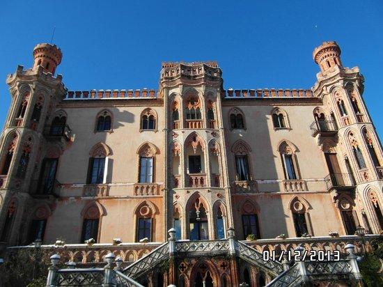 Al Castello: Facciata
