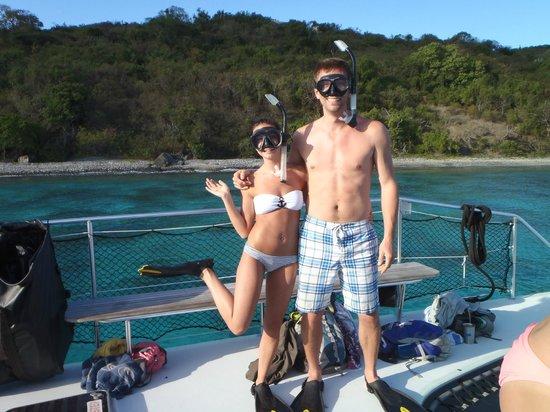 Kekoa Sailing Expeditions : kekoa snorkeling