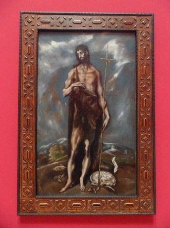 Museo de Bellas Artes de Valencia: El Greco.