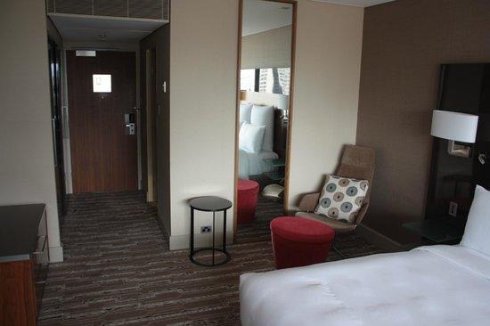 Hilton Brisbane: View from window