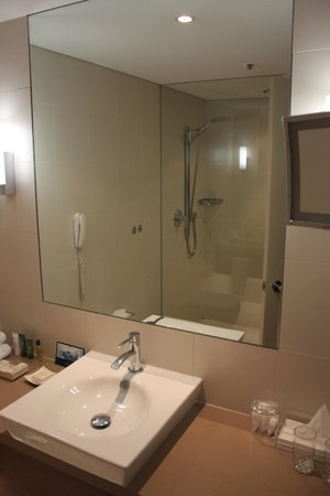 Hilton Brisbane : Bathroom