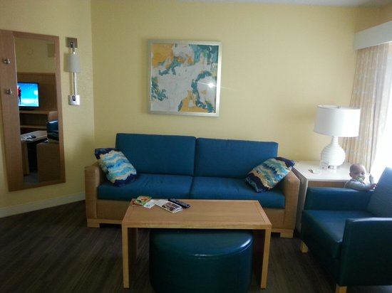 Sonesta ES Suites Orlando: living room