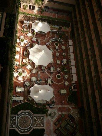 Barcelo Ixtapa: Buffet restaurant