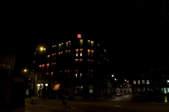 The Zetter Hotel : Z by Night