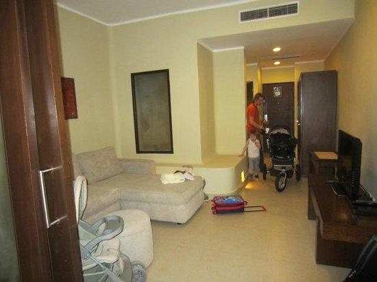 Azul Beach Resort Sensatori Mexico: family suite