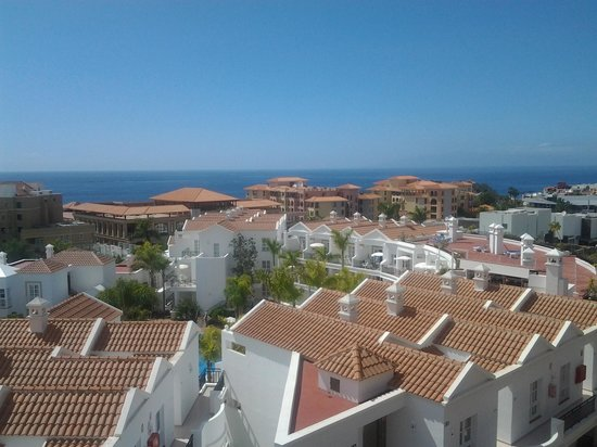 Fanabe Costa Sur Hotel: roof top view