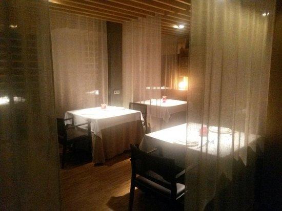 Restaurante Racó de Paco: El mejor ambiente que se puede encontrar en Oropesa, espacios íntimos para disfrutar de la mejor