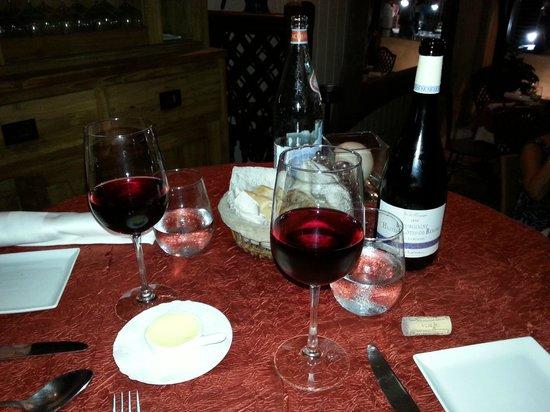 La Villa Restaurant: Wine