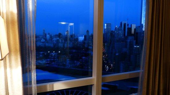Mandarin Oriental, New York : Vistas desde la habitación