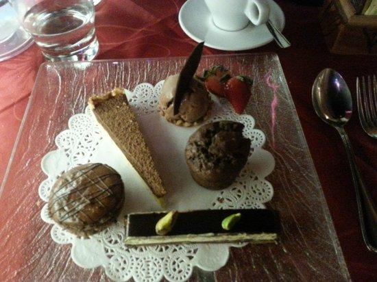 Tropicana: Dessert