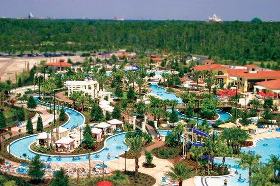 Holiday Inn Club Vacations At Orange Lake Resort: River Island