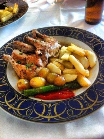 Restaurante Meson Villarejo