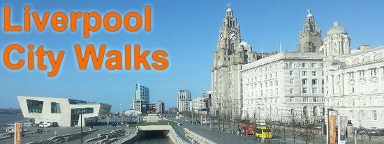 Liverpool City Walks