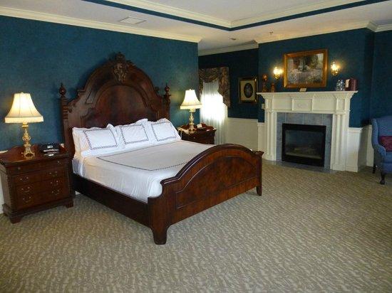 Dan'l Webster Inn & Spa : Jarvis suite #28