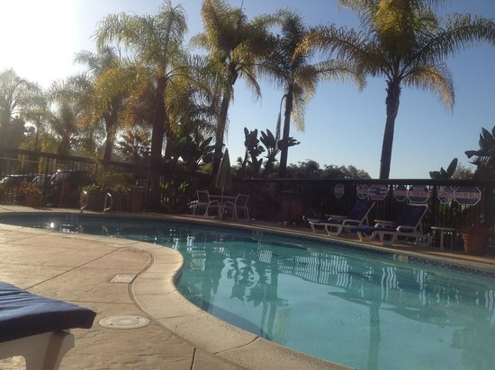 Fairfield Inn Mission Viejo Orange County: Beautiful March Day 2014