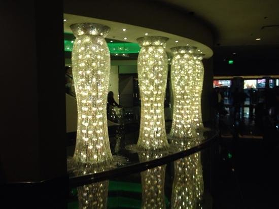 Planet Hollywood Resort & Casino: up to the casino