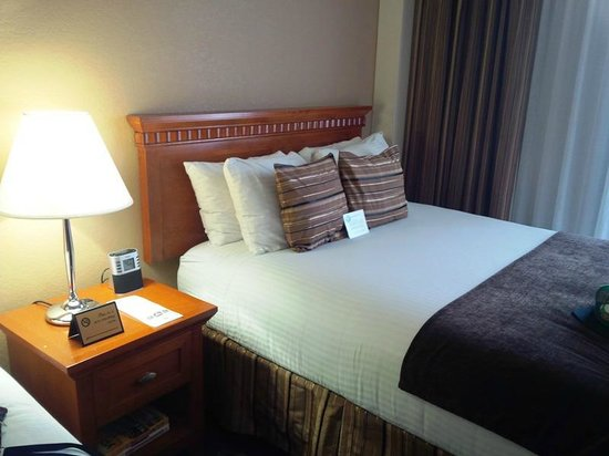 Best Western Plus Bayside Inn: 2 x Queen bed room