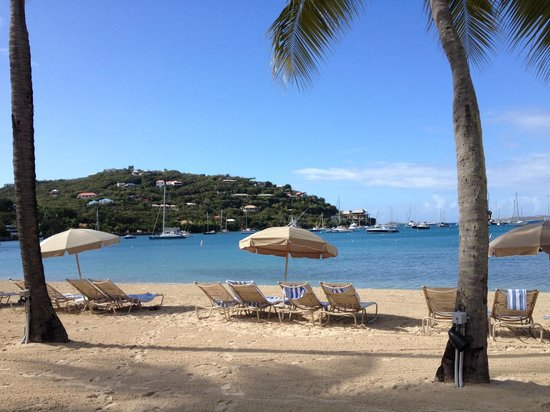 The Westin St. John Resort Villas : Great Cruz Bay