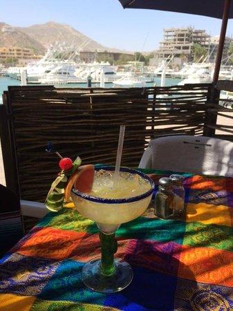 La Chatita Restaurant & Bar: Margarita & Marina