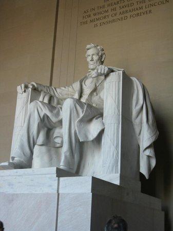 Lincoln Memorial : lincoln  memorial