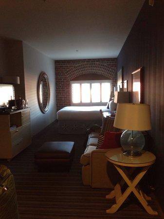 Argonaut Hotel, A Noble House Hotel: Room 459.