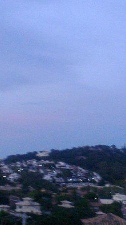 Buzios Arambare Hotel: vista panoramica