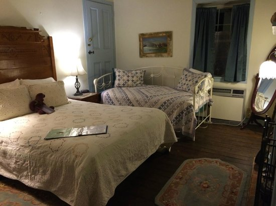Battlefield Bed and Breakfast Inn: The Graham's Battery