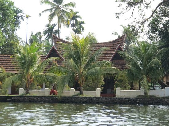 Thevercad Homestay: View from riverboat