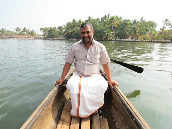 Thevercad Homestay: George of the backwaters