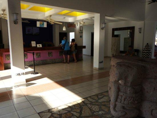Royal Decameron Salinitas : Lobby