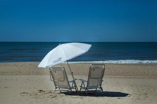 Il Belvedere: Servicio de playa