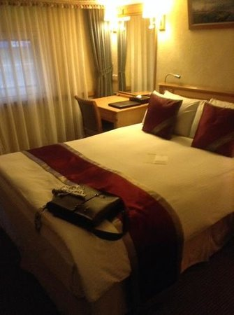 Cosmos Hotel Taipei: single room at 15th floor
