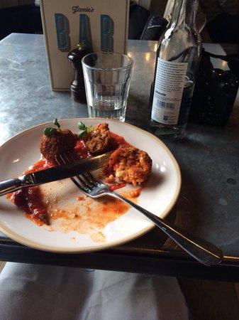 Jamie's Italian: My fav