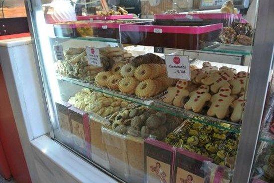 Mercado San Miguel: クッキー